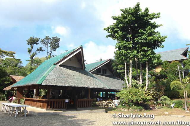 Function / Dining Hall at Sanctuary Garden Resort in Magdiwang, Sibuyan