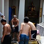 Bangkok, viajefilos en Ratanakosin 71