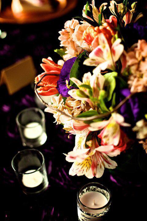 flower-arrangement-table-top-wedding