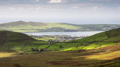 #Dingle from Conor Pass