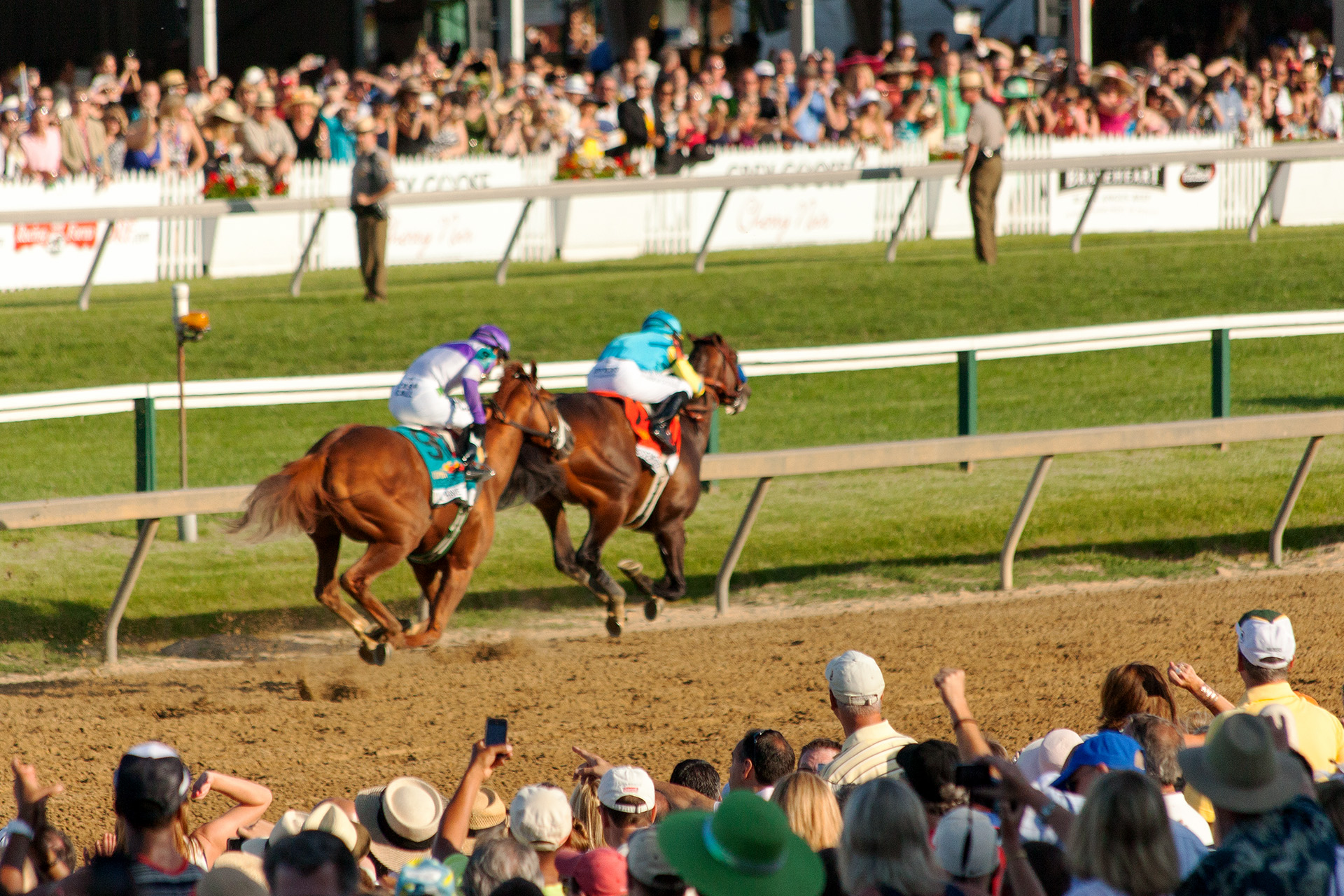 I'll Have Another and Bodemeister