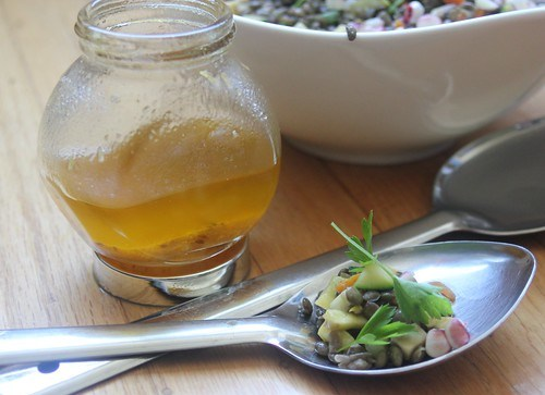 North African Lemon Dressing