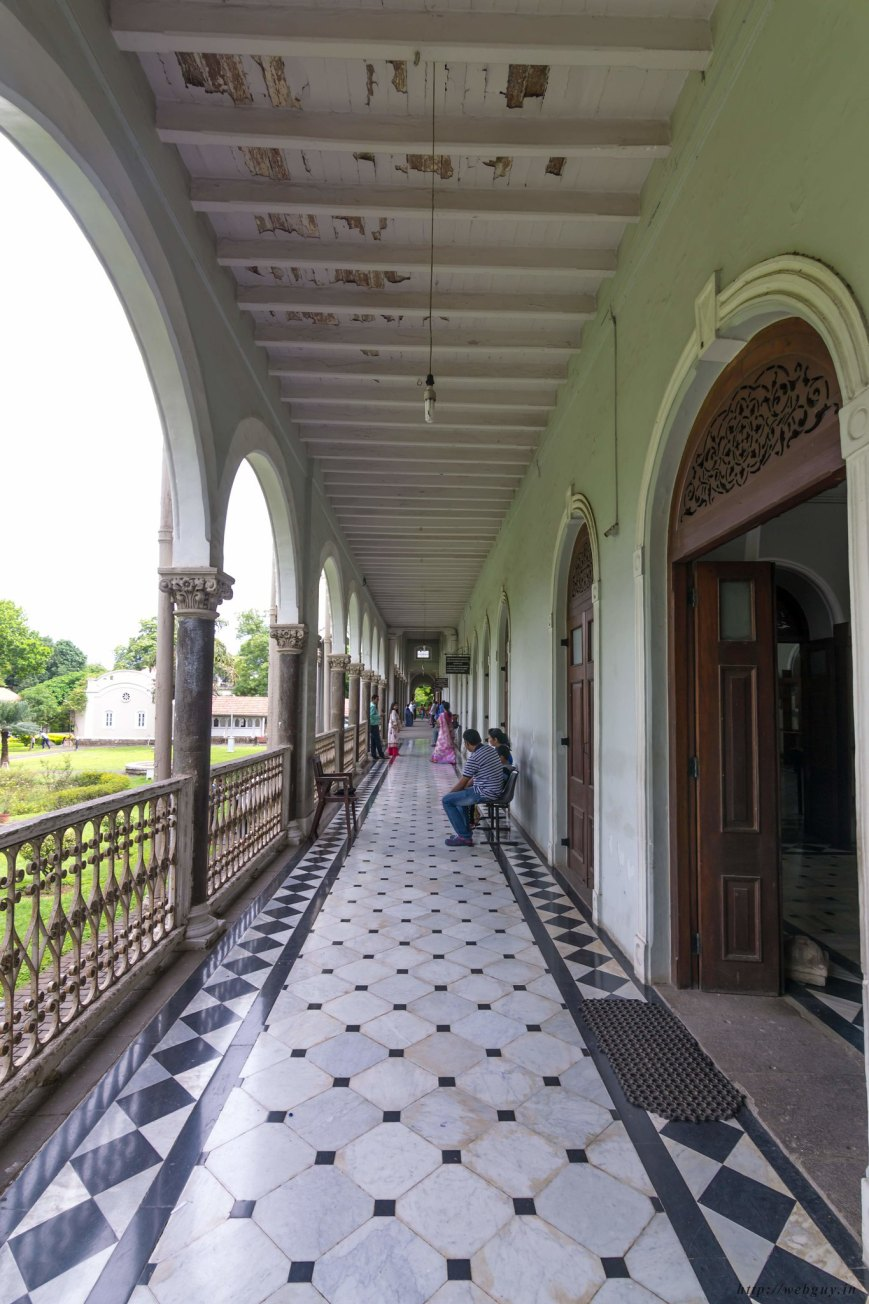 marble floor aga khan palace