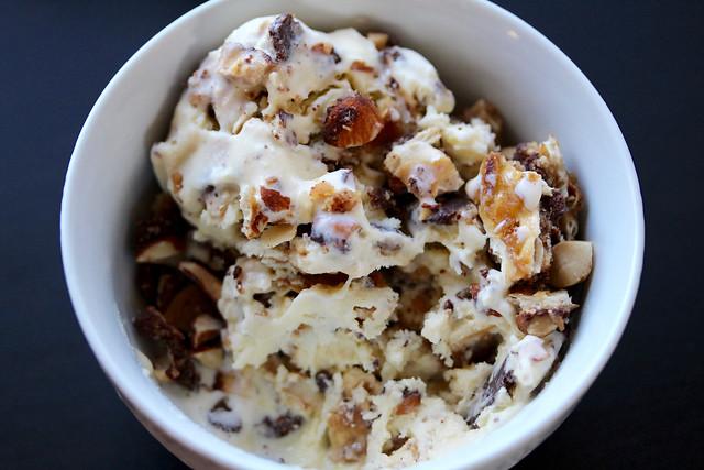 Matzah Buttercrunch Ice Cream - 37