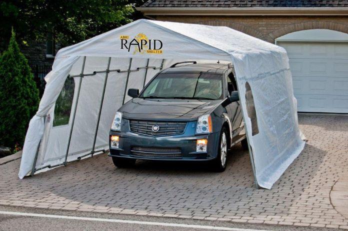 Walmart Rapid Car Shelter $129