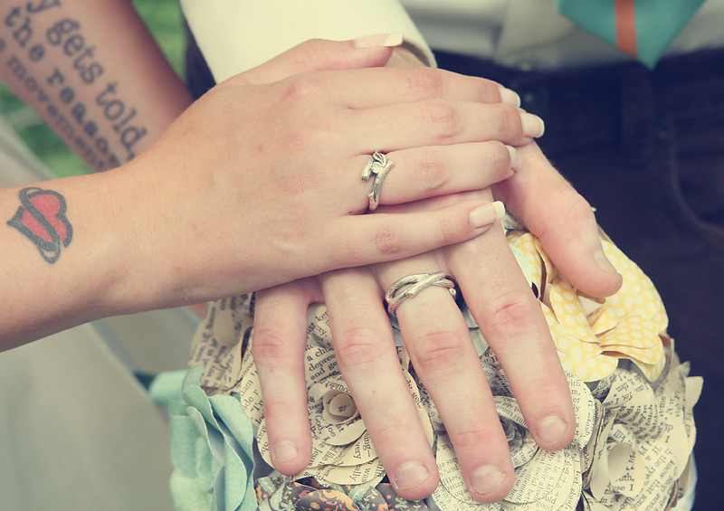 Rings and the Bouquet