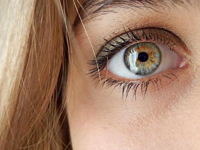 My eye.