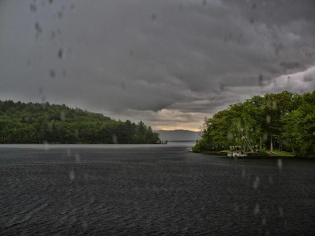 Thunderstorms - Mascoma Lake