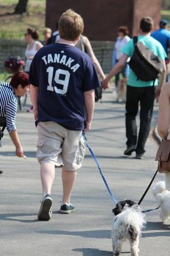 Yankees Tanaka T-Shirt
