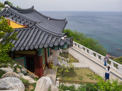 Naksansa Temple & Beach