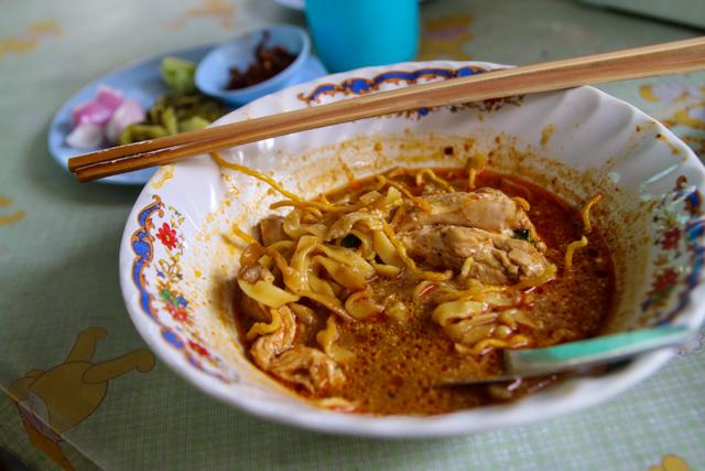 Best khao soi