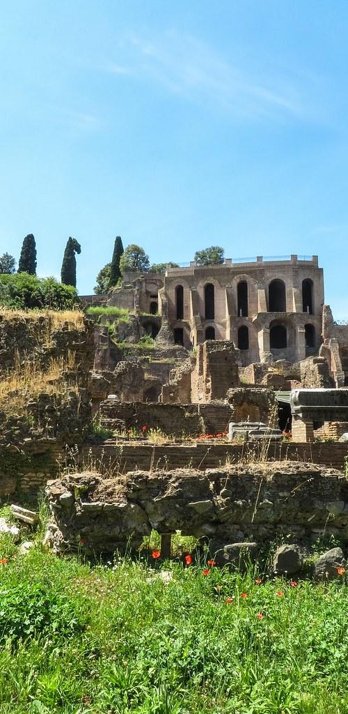 The House of Vestal Virgins