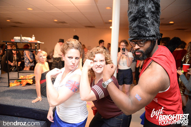 Jun 28, 2014- DCLAW Women\'s Arm Wrestling BYT - Ben Droz -  103