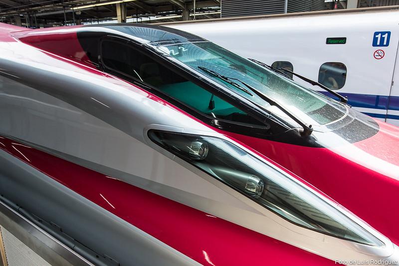 Set Z2 de la línea Akita Shinkansen (serie E6)