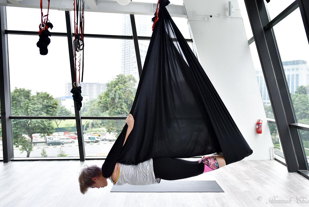 Aerial Yoga @ Trium Fitness-22