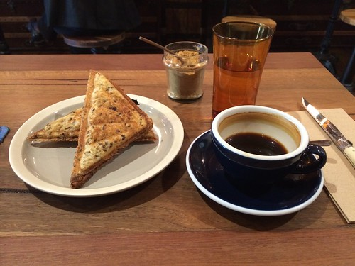 Jaffle and Long Black, Surry Hills
