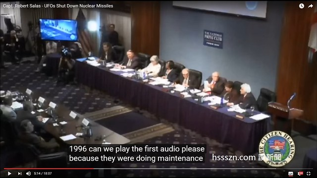 1 UFOs Shut Down Nuclear Missiles D1