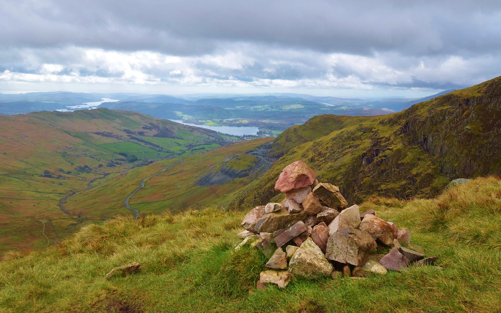 Ultimate UK Road Trip - Visiting Lake District National Park