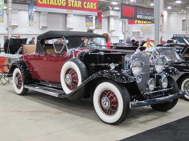 1931 Cadillac V12 a