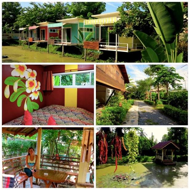At home Sukhothai Hostel