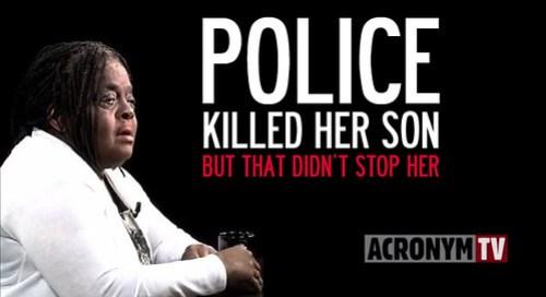 ATV Cops killed her son