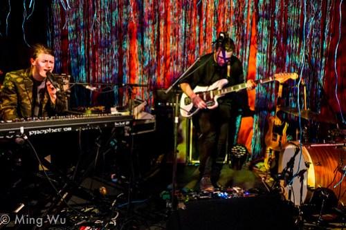 Pandaléon @ Mercury Lounge