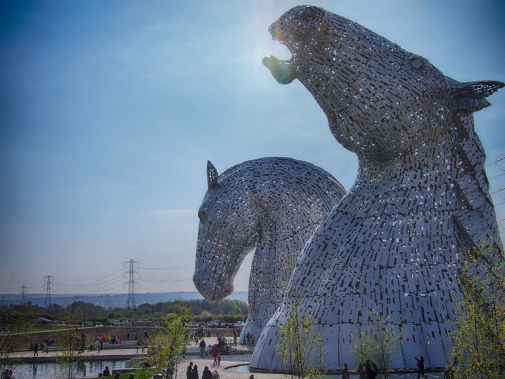 Kelpies Opening Day