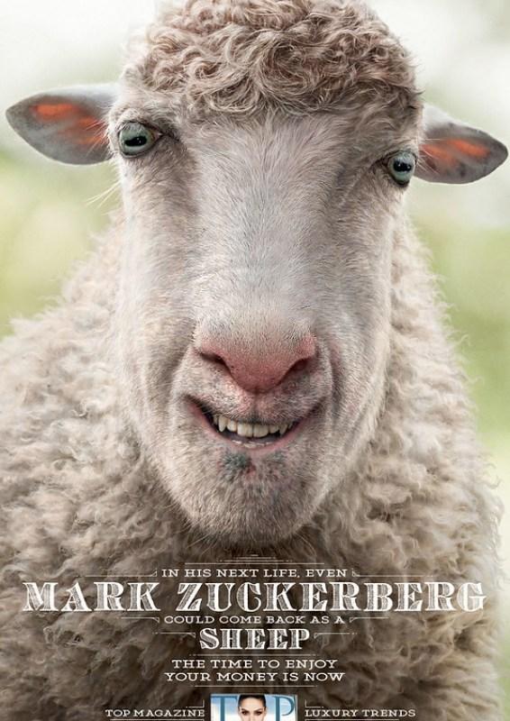 Top Magazine - Mark Zuckerberg