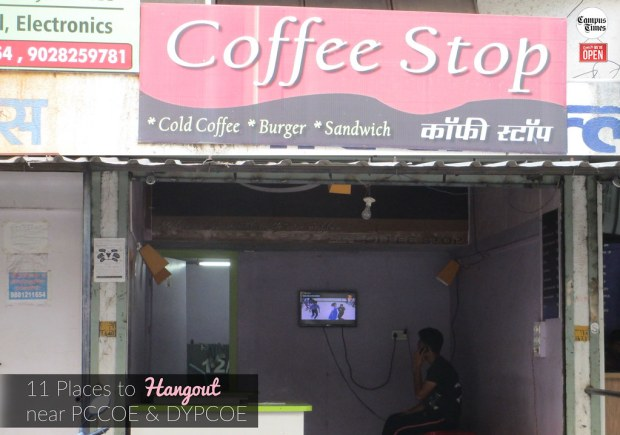 Coffee Stop Suyog Lane Pccoe