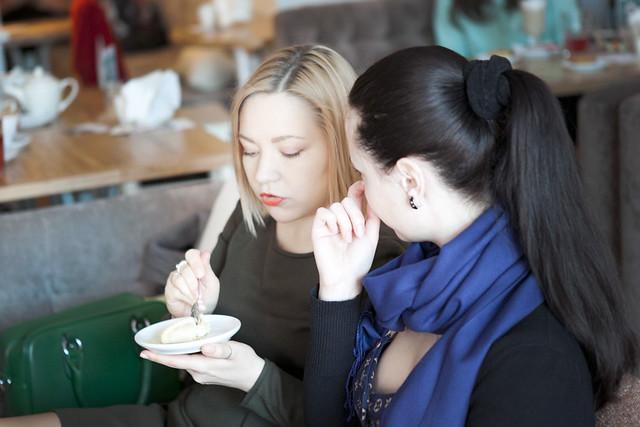 09 Мама бранч в Самом Добром Кафе, Анна Соколова