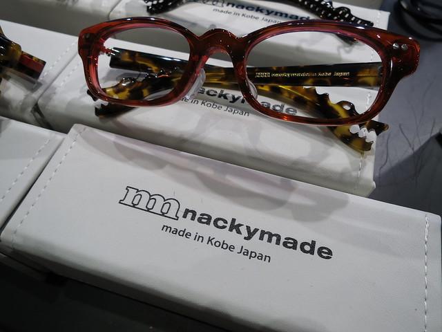Nackymade at Univs