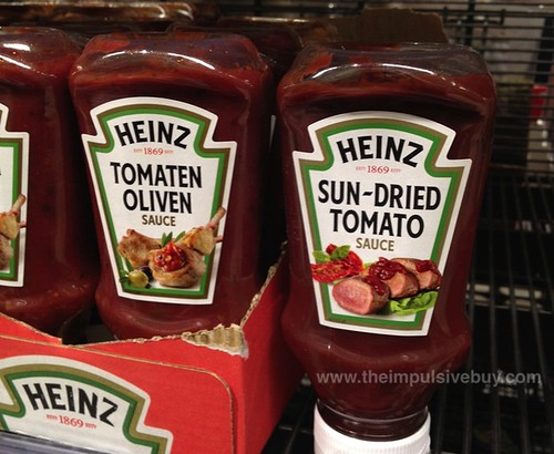 Heinz Tomaten Oliven Sauce Heinz Sun-Dried Tomato Sauce