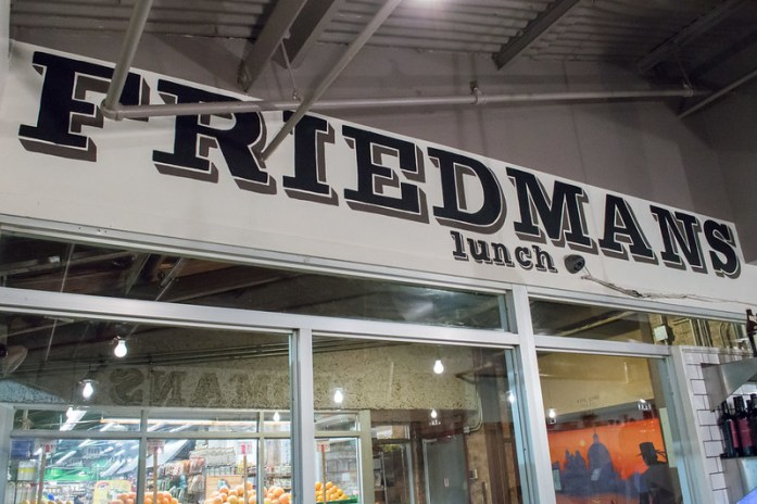 Friedman's chelsea market