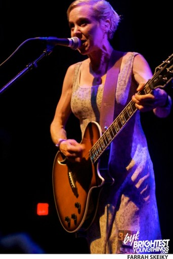 Throwing Muses Tanya Donelly 9:30 Club Farrah Skeiky Brightest Young Things 08