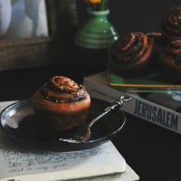 chocolate babka rolls