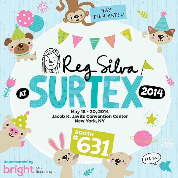 Reg Silva Surtex2014