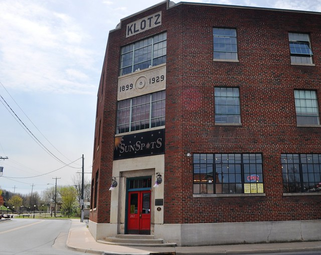 Sunspots Studios in Adorable Downtown Staunton, Va.