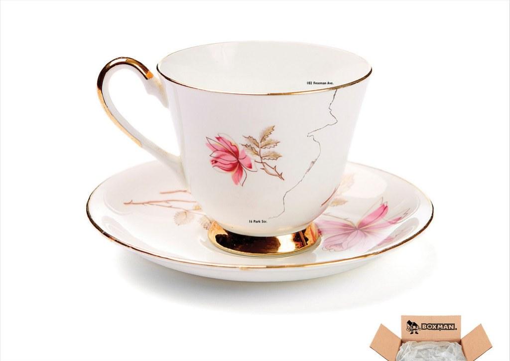 Boxman - Cup of Tea