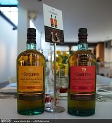 The Singleton Tailfire & Sunray, voorbeelden van NAS whiskies