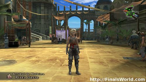 Final Fantasy XII alta definición