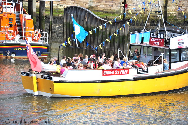 Sea Trip in Whitby