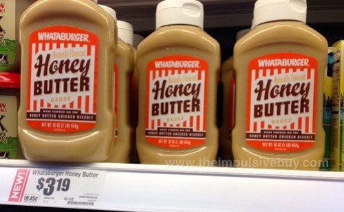 Whataburger Honey Butter Sauce