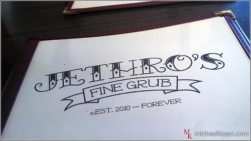 Jethro's Fine Grub, Vancouver