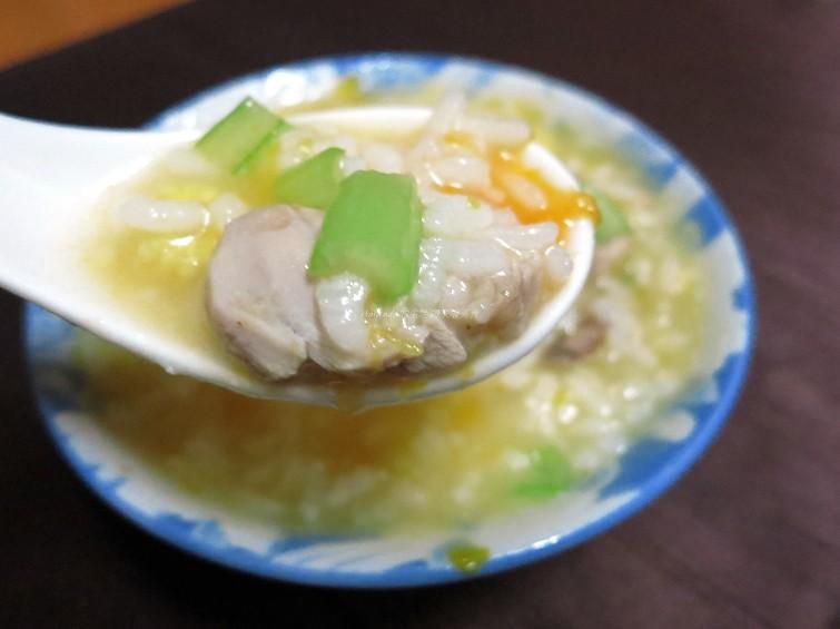 雞湯南瓜粥 (1)