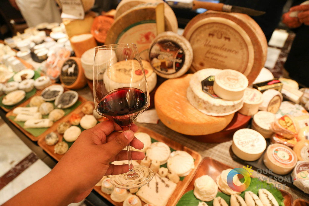 Sofitel's J'Adore Le Fromage- 101 Cheeses by Maître Fromagier Gérard Poulard-99.jpg