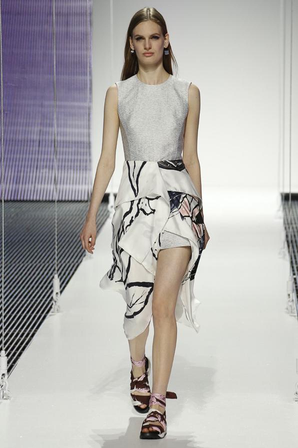 Christian Dior Resort 2015 fashion show