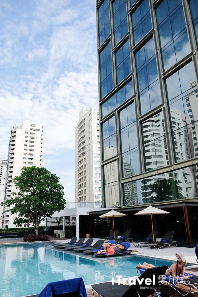 诺富特曼谷素坤逸酒店 Novotel Bangkok Sukhumvit 20 (56)