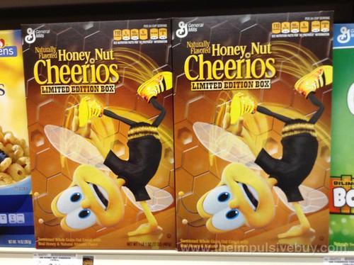 Honey Nut Cheerios Limited Edition Box 2