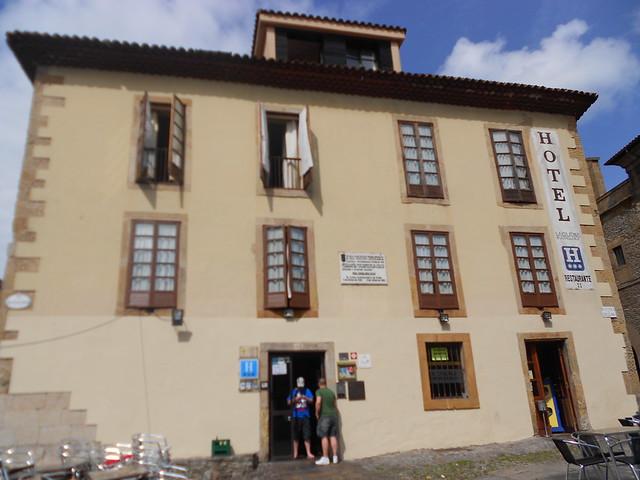 Antiguo Real Instituto Asturias, actualmente Hotel Casona de Jovellanos en Gijón