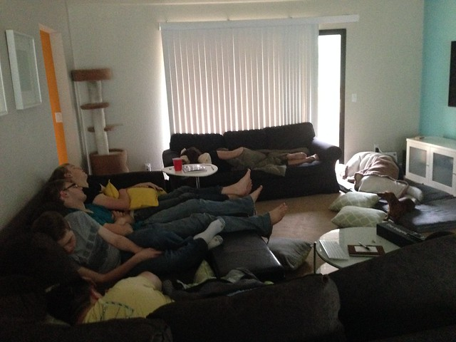 Sleepy Gamers